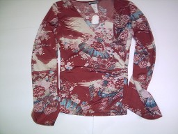 A Beautiful Red Sweater S-L $20