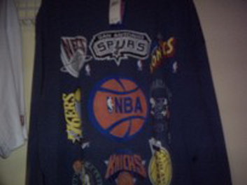 NBA SZ 2X (email for more info.)