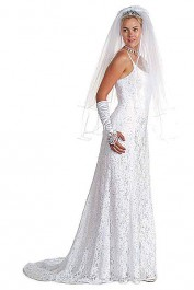 Bridal Gown: Wht,and Off Wht sz: 2-24